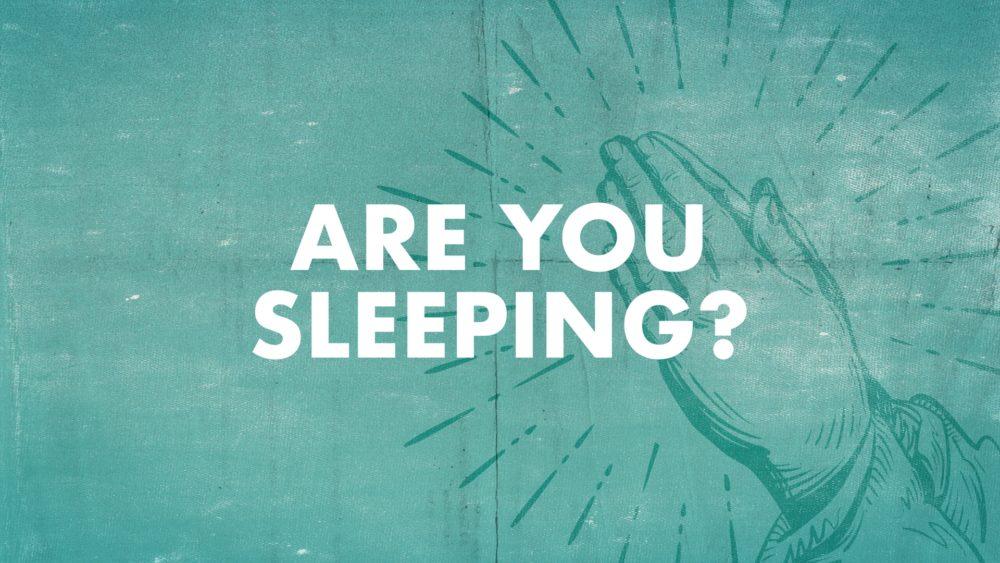 Are You Sleeping? (Rene Sandoval)